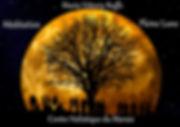 Méditation de la pleine Lune - Nouvlles Racines