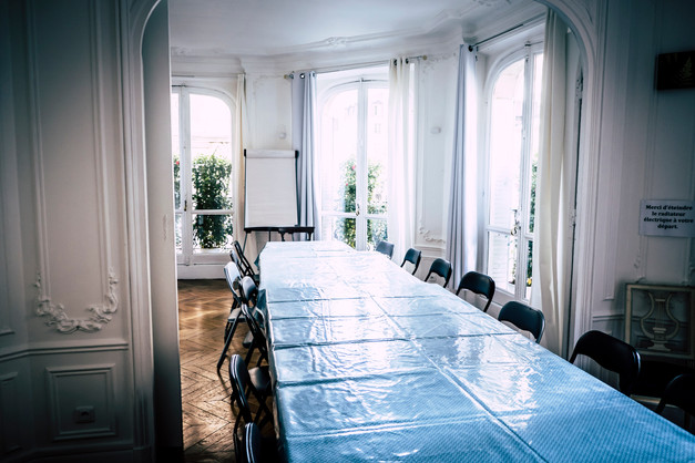 Double Salle - Formation sur Table