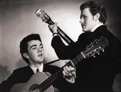 PUBLICITY SHOT OF THE RAMBLERS. WE TOOK