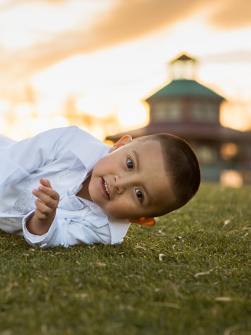 Baptism Photography Near PHX - Anderson'