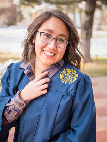 Graduation Portraits - Elizabeth NAU Gra