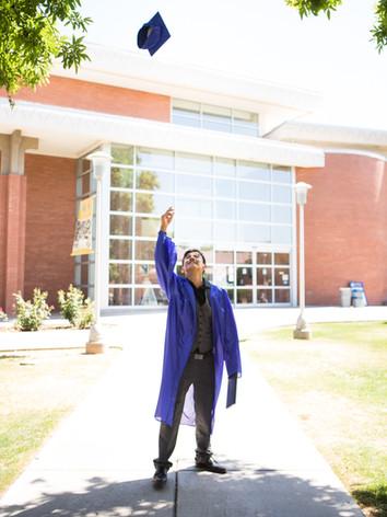 Graduation Photography - Alonso - Phoeni