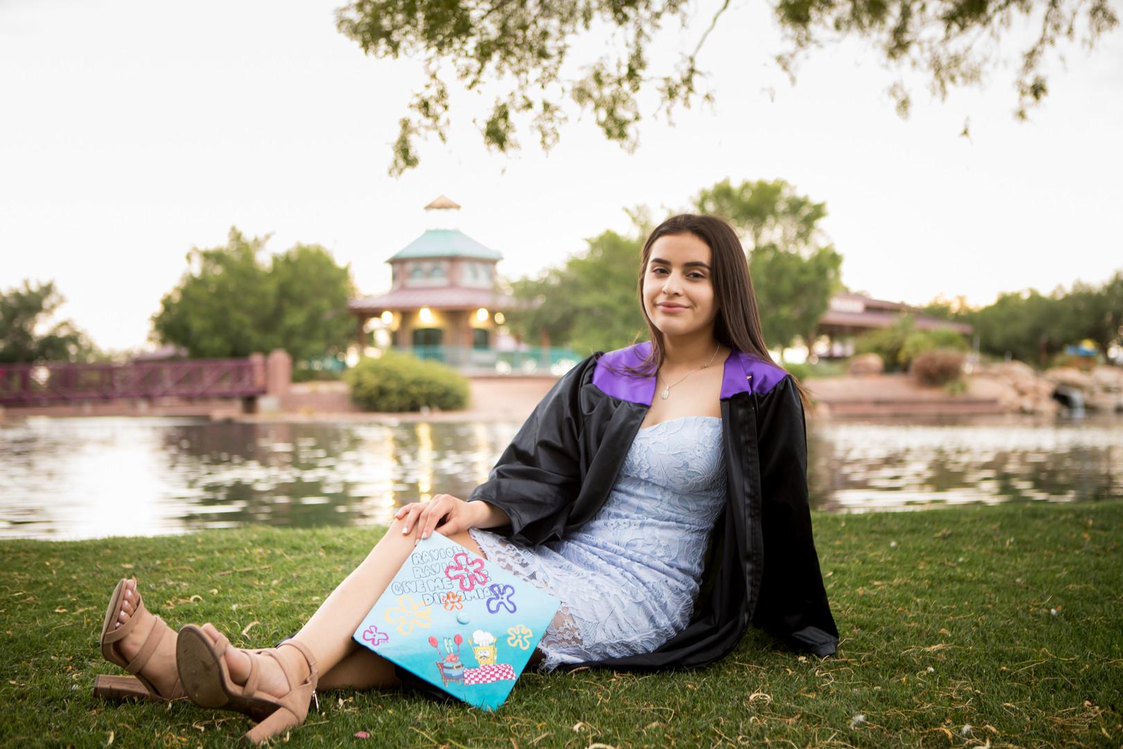 Graduation Photography -  Anthem Park Ph