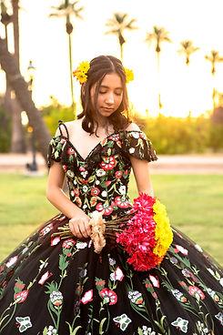 Mi Quinceanera (Brinna's Quince Dress)-1
