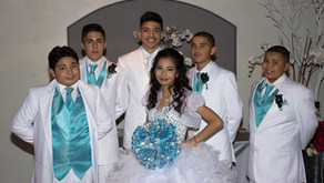 You'll never be ready, just START - My First PAID Quinceañera Photoshoot