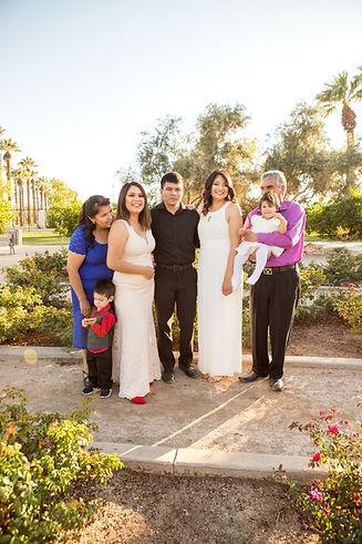 Family Portraits - Maria's Photo Session