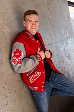 Blake Senior Portraits at Tempe Beach Pa
