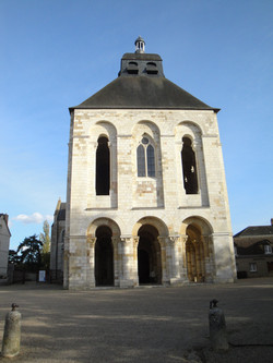 St Benoit sur Loire.