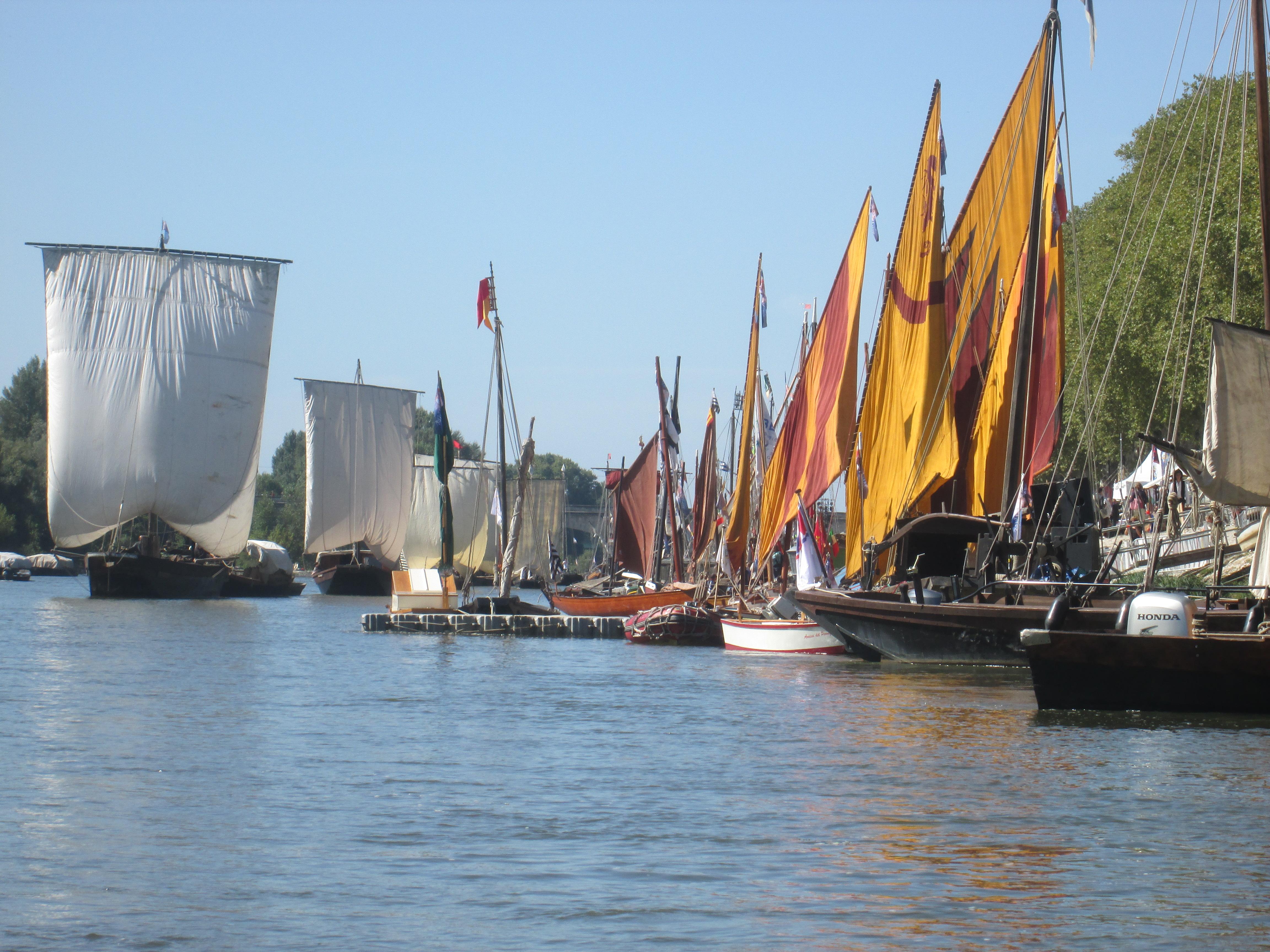 festival de Loire à Orléans