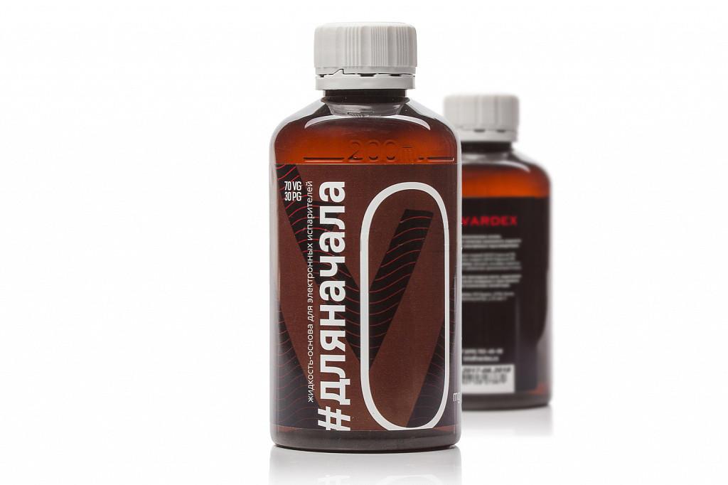 Дизайн упаковки основы жидкостей для парения от Vardex