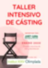 Taller de casting por Janet Capra Actors
