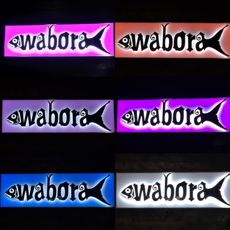Wabora neon