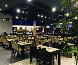 Huge dining room
