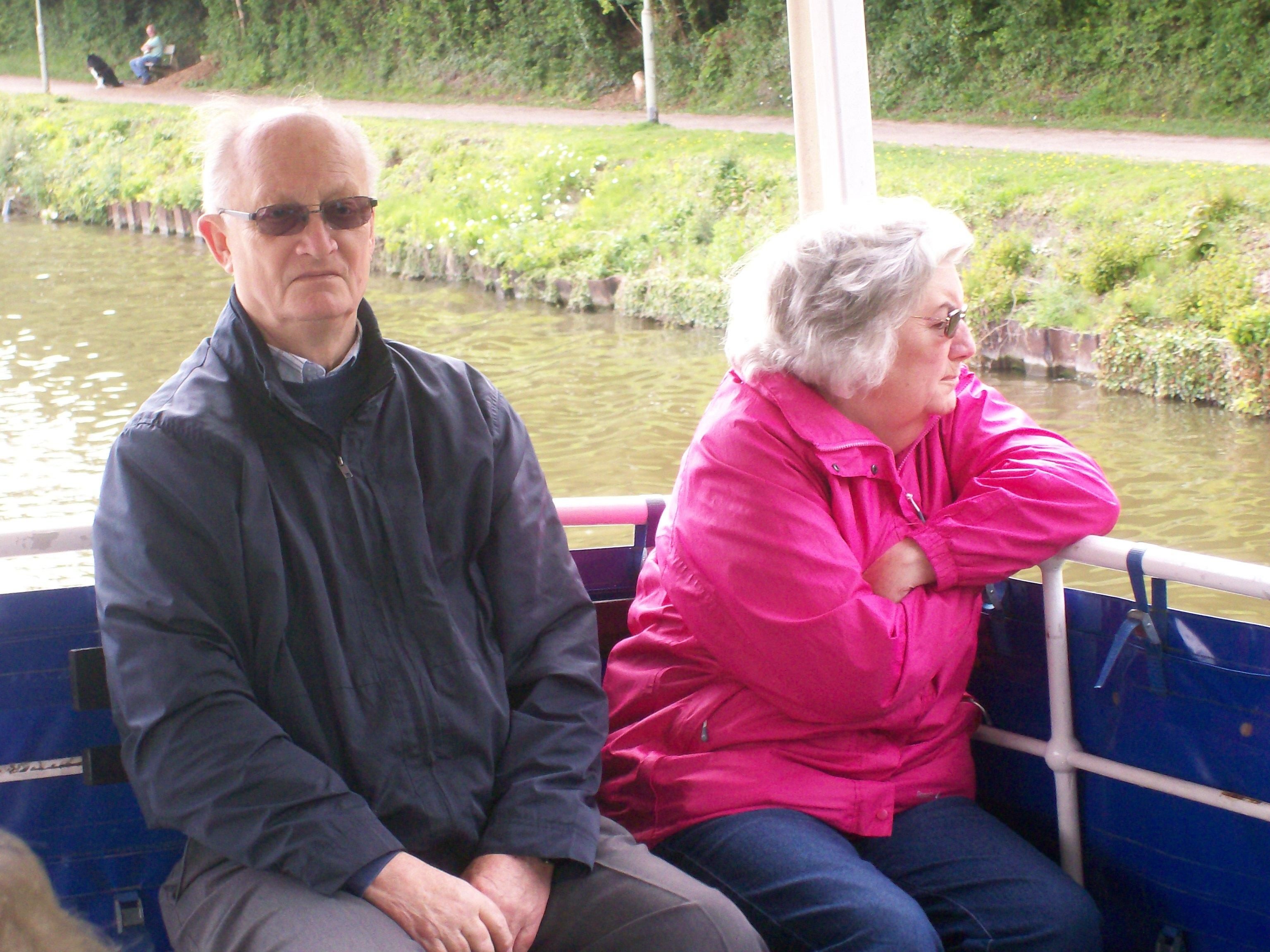 Boat Trip May 17