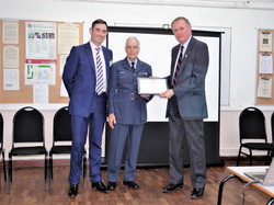 181 ATC Sqn Adoption