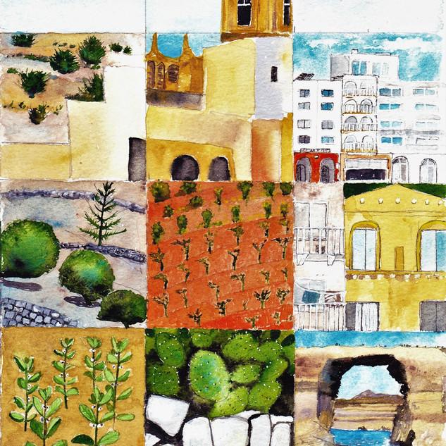 Malta and Gozo composite