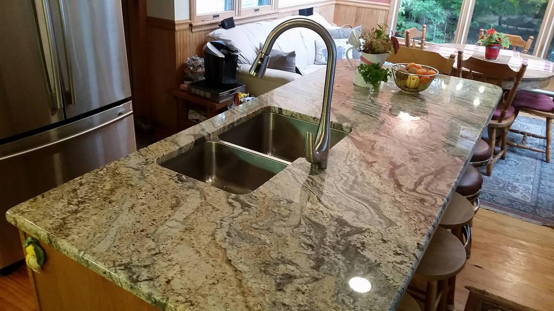 Kitchen Install at Canada Lake, NY