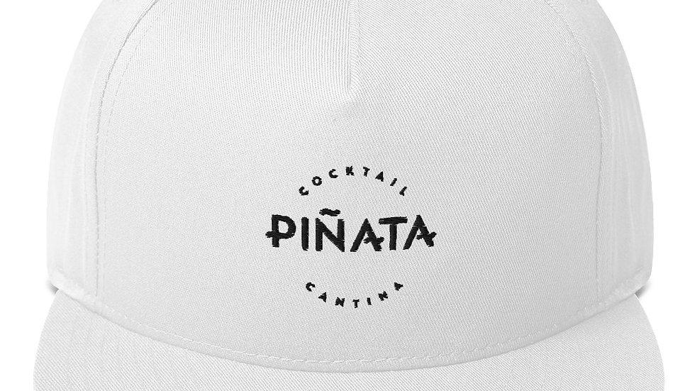 Gorra Visera Plana Logo