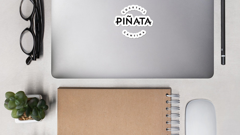 Pegatinas troqueladas Logo Piñata (in)