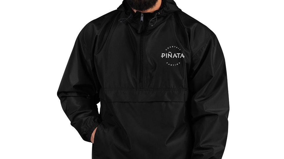Sudadera Bordada con Logo Piñata