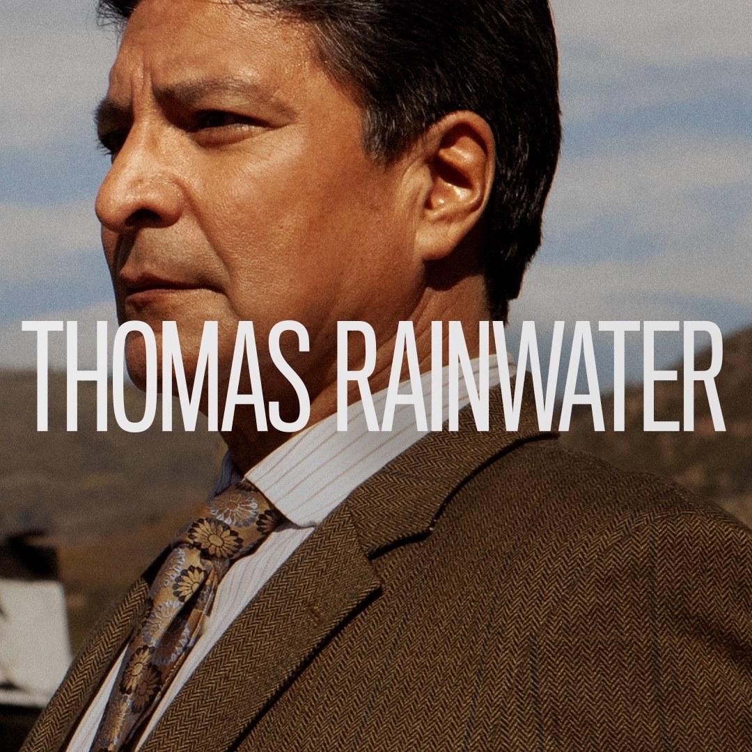 The Characters of Yellowstone: Thomas Rainwater