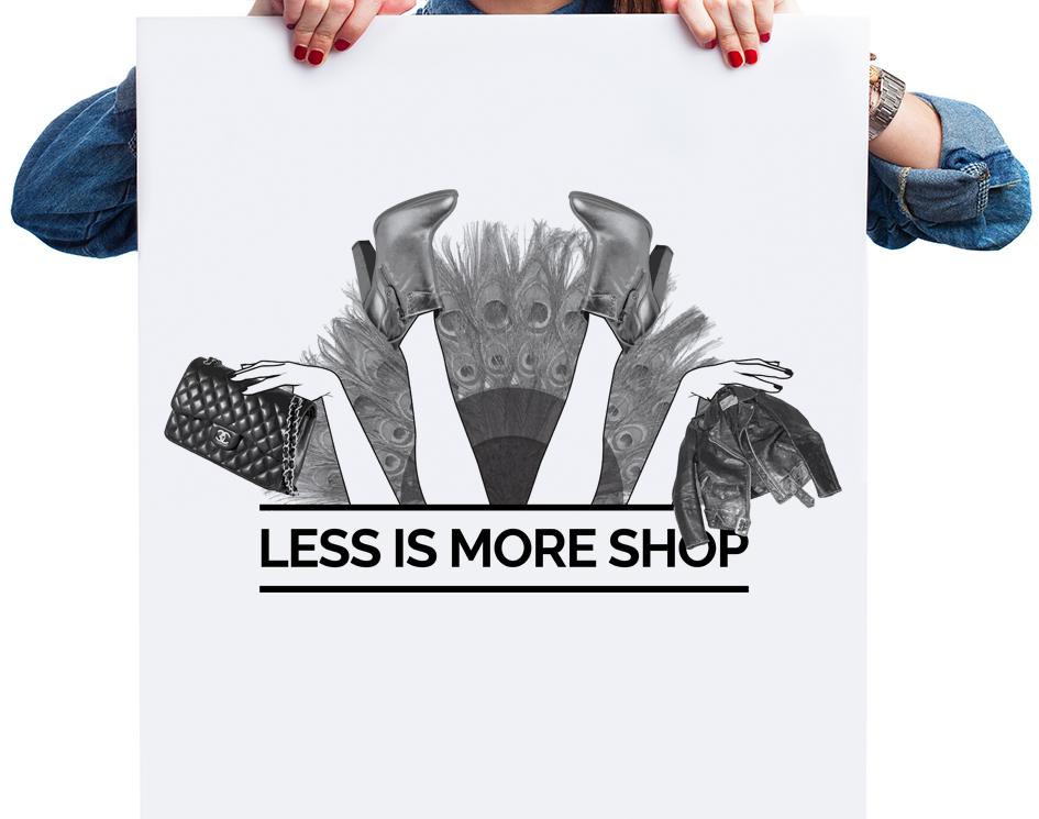 Less Is More Shop