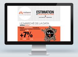 Agence Médiapost - DA: Isabelle Sallé