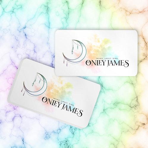 Onley James Signed Bookplates