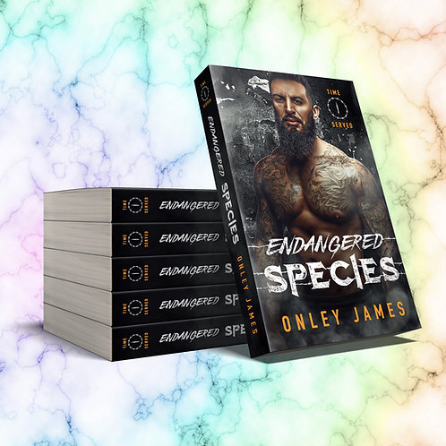 Endangered Species Signed Paperback