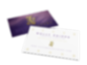 Business cards by We Got You Covered Book Design