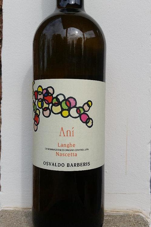 Vin blanc Ani