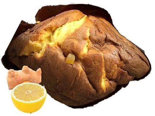 Colombe au gingembre et au citron