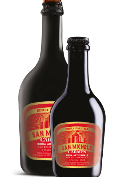 """Bière rouge """"Carmen"""""""