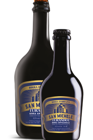 "Bière brune ""Turandot"""