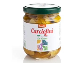 Artichauts à l'huile d'olive extra vierge