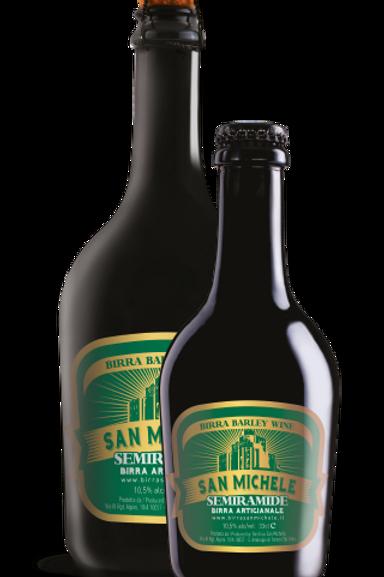 """Bière brune """"semiramide"""""""