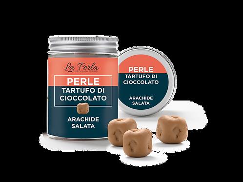 Tartufo/Truffe à l'arachide salé