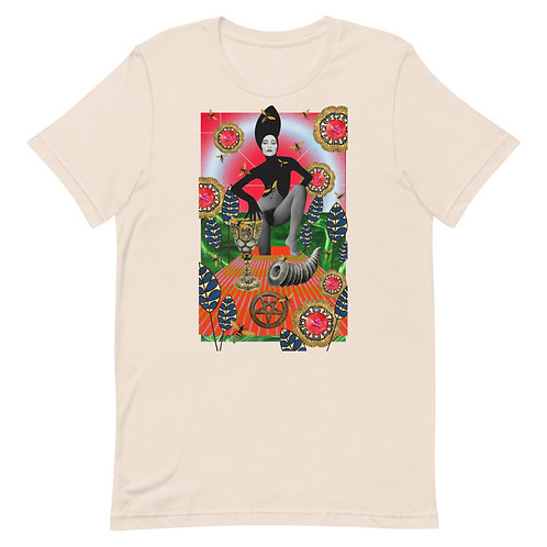 The Magician- Tarot Erotique- Short-Sleeve Unisex T-Shirt