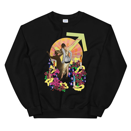 Sagittarius- Zodiac Series- Unisex Sweatshirt