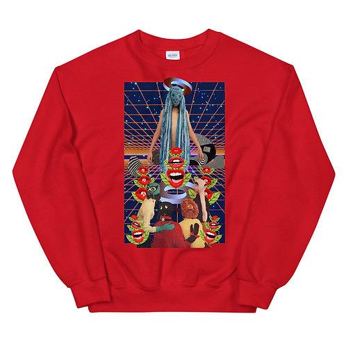 The Hierophant- Tarot Erotique- Unisex Sweatshirt