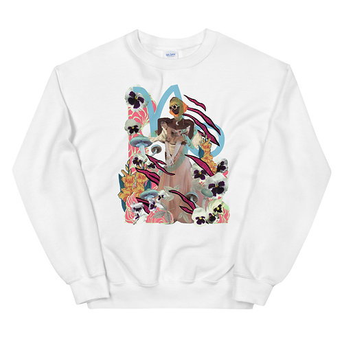 Capricorn -Zodiac Series- Unisex Sweatshirt