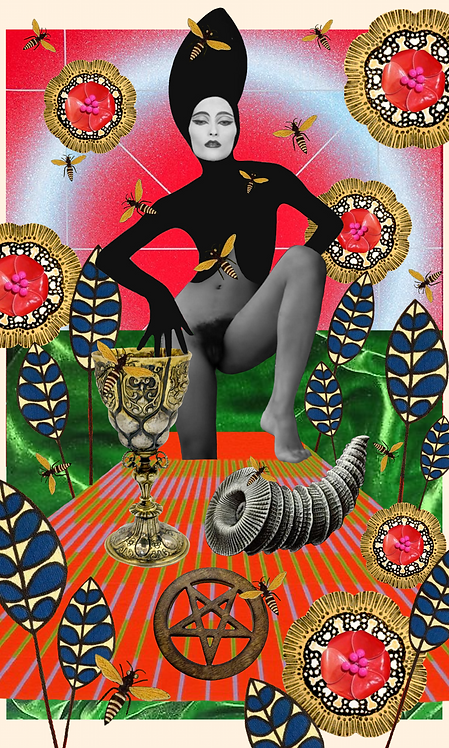 The Magician- Fine Art Print