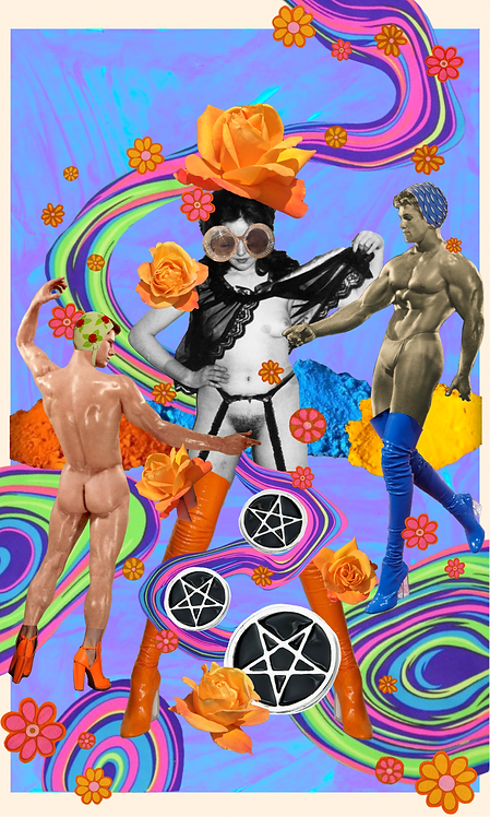 Three of Pentacles- Fine Art Print