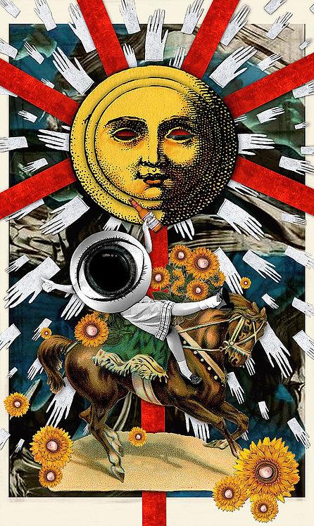 The Sun- Fine Art Print