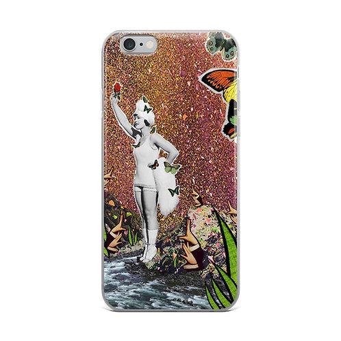The Fool- Tarot Erotique- iPhone Case