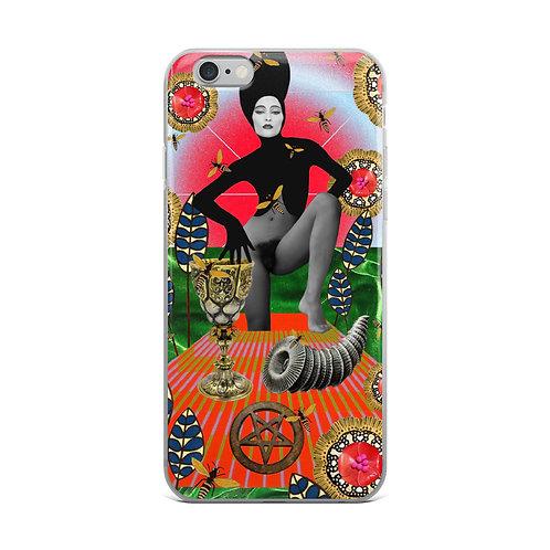 The Magician- Tarot Erotique- iPhone Case