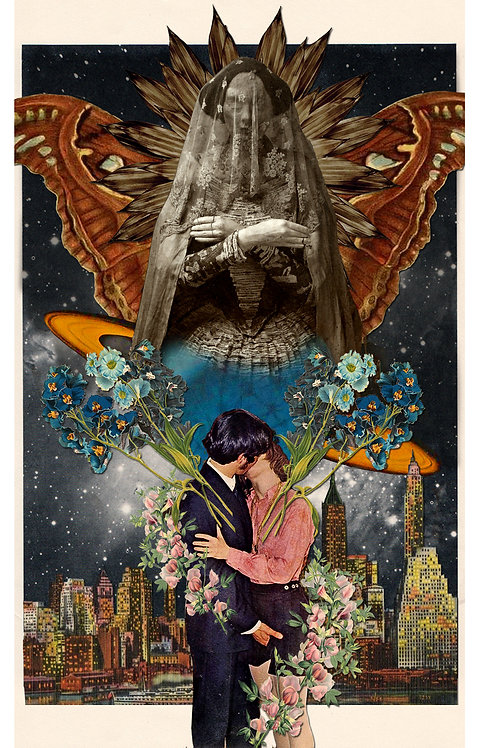 The Lovers- Fine Art Print