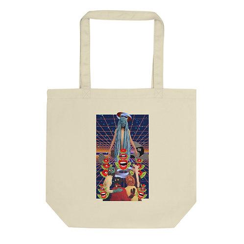 The Hierophant- Tarot Erotique- Eco Tote Bag