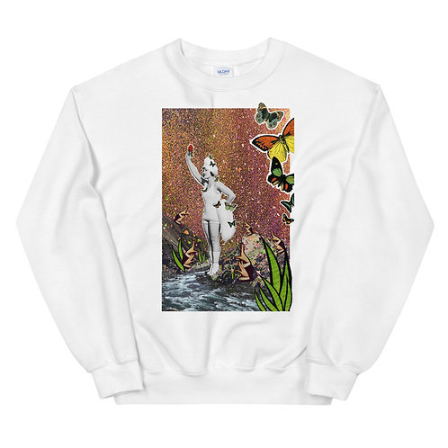 The Fool- Tarot Erotique- Unisex Sweatshirt