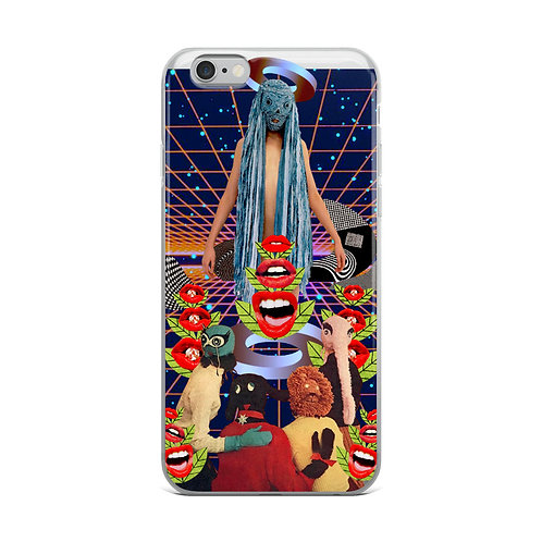 The Hierophant- Tarot Erotique- iPhone Case
